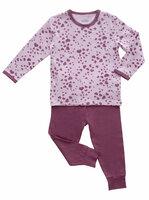 Pyjamas Mønstret - 532 Lilla