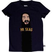 Hr. Skæg T-shirt - NAVY