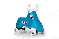 Slex Rodeo Bull Blue Aqua