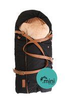 Babysovepose Mini - Sort/Brun