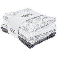 Stofbleer Med Print (8-pak) - Hvid/150