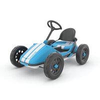 Monzi Go-Kart - Blå