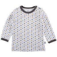 T-shirt Med Lange Ærmer - 575 Gråkant