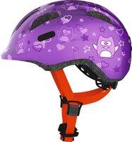 Smiley Hjelm 2.0 S (45-50 cm) - Purple Star