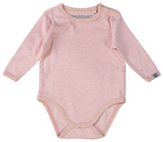 Brooke Baby solid LS Body - Chintz Rose/501