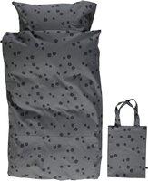 Junior Sengetøj - Steel Grey