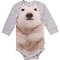 Spicy Bear Body - Pale Grey.