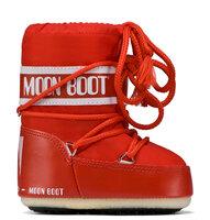 Moon Boot Mini Nylon - Rød