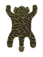 Tufted gulvtæppe - Tiger
