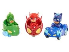 PJ Masks Mini Køretøj - Flere Varianter