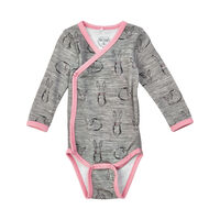 Slå Om Bodystocking N.O.O.S. - Pink/5091
