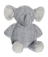 Strikket Elefant