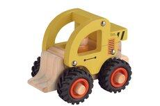Bulldozer I Træ