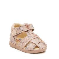 Sandal Med Lukket Tå - Rose