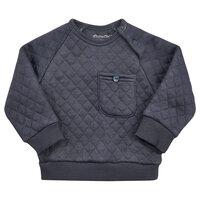 Quiltet Sweatshirt - 7199