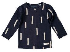Baby Langærmet T-Shirt - Blå/287