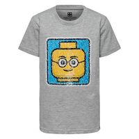 Cm-50222 - T-Shirt S/S - G. Melange