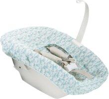 Newborn, Tekstilsæt, Vendbart - Aqua