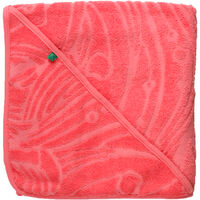 Babyhåndklæde - Coral