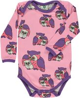 Body Med Ugler - 526 Sea Pink