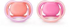 Sut UltraAir 6-18, 2-pak - Pink