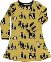 Kjole Med Pingviner - 433 Ochre