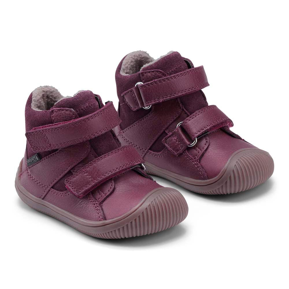 Image of   Bundgaard Walk Velcro Tex - 403 Plum