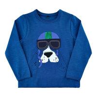T-Shirt Langærmet Med Print - 7171