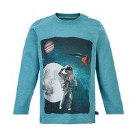 T-shirt Langærmet Med Print - 8087