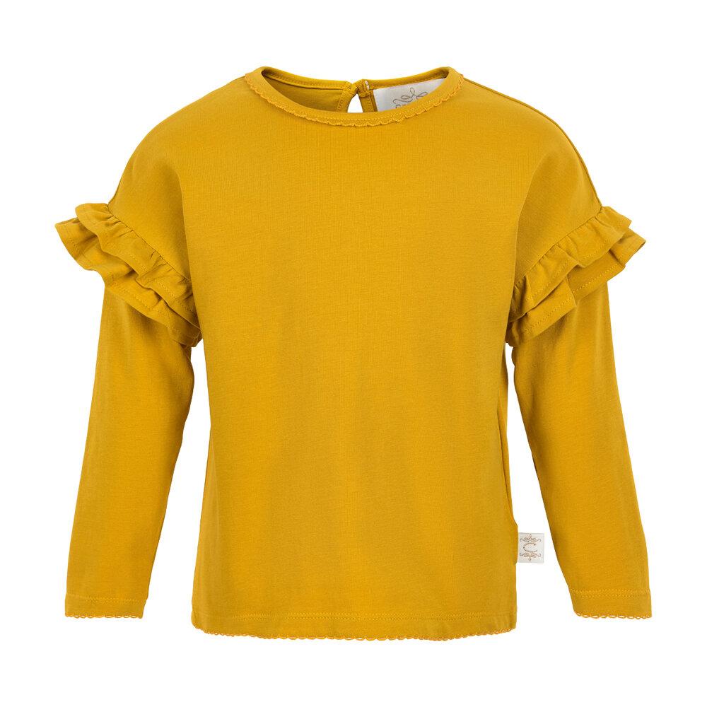 Image of   Creamie Langærmet T-Shirt - 3948