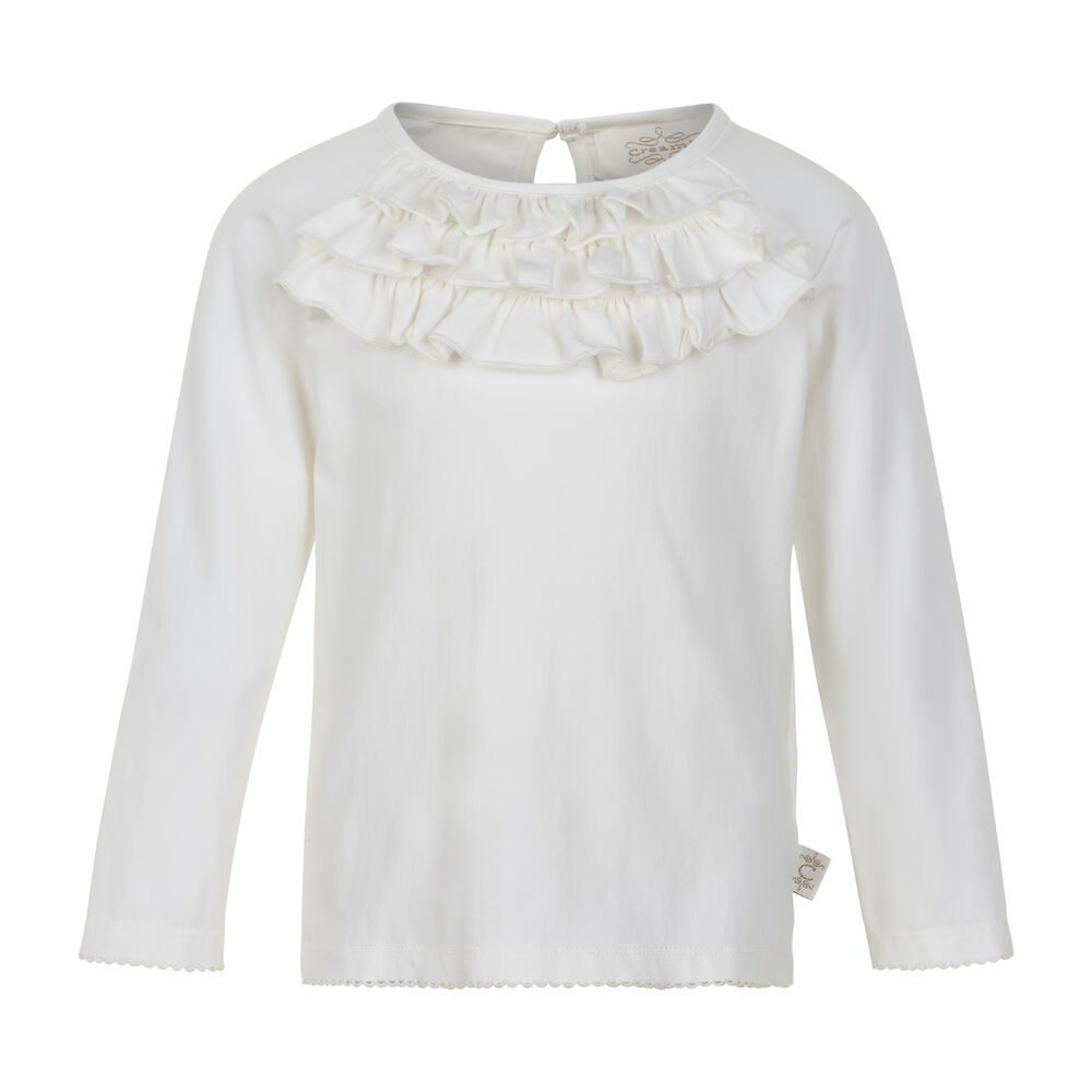 Image of   Creamie Langærmet T-Shirt - 1103