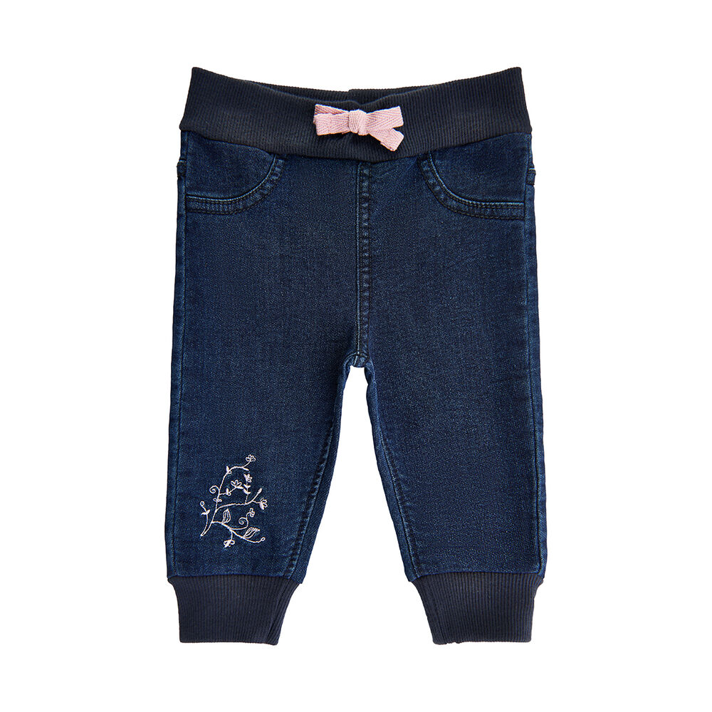 Minymo Sweat-Denim Buks - 7988 thumbnail