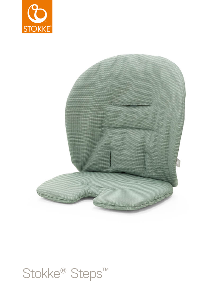Image of   Stokke® Steps Baby Pude, Timeless Green