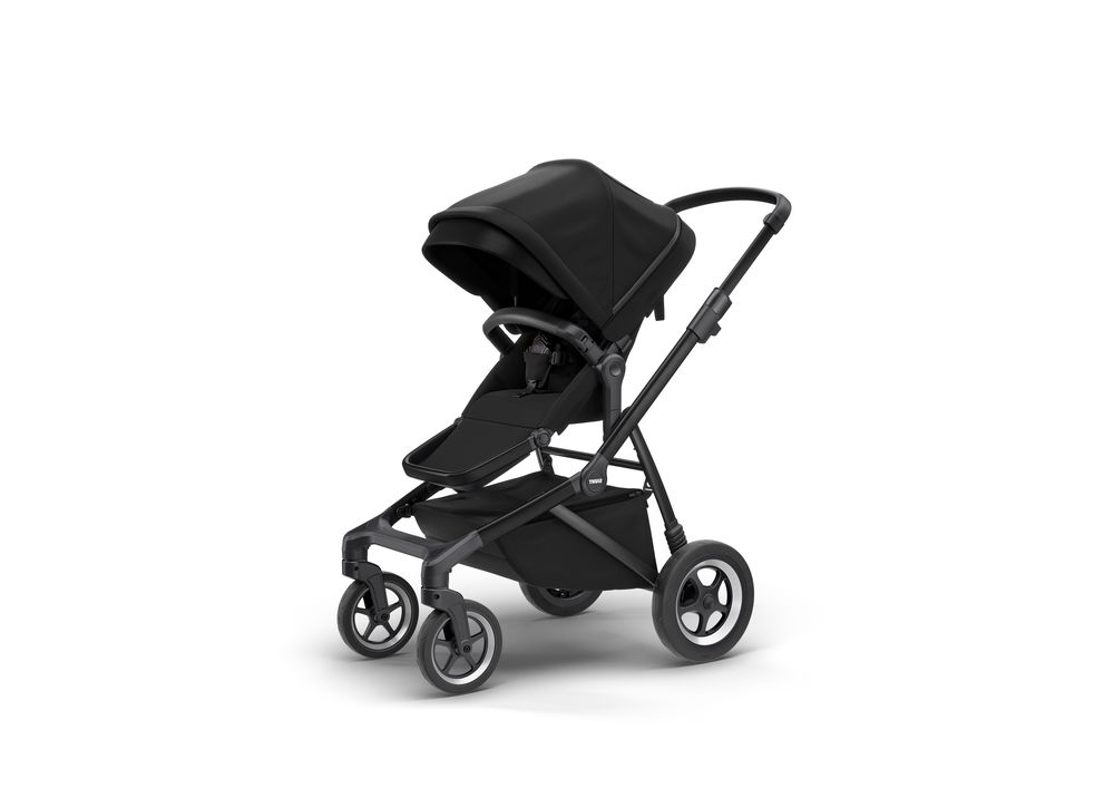 Image of   Thule Sleek Black On Black