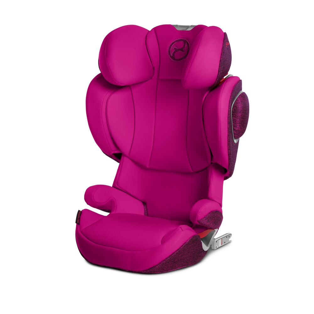 Cybex Solution Z-fix - Passion Pink thumbnail