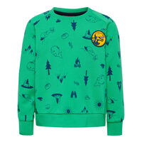 Lwsirius 650 Sweatshirt - 866 Green