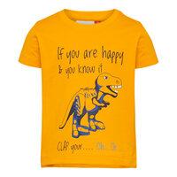 Lwterrence 652 T-Shirt - 275 Light Orange