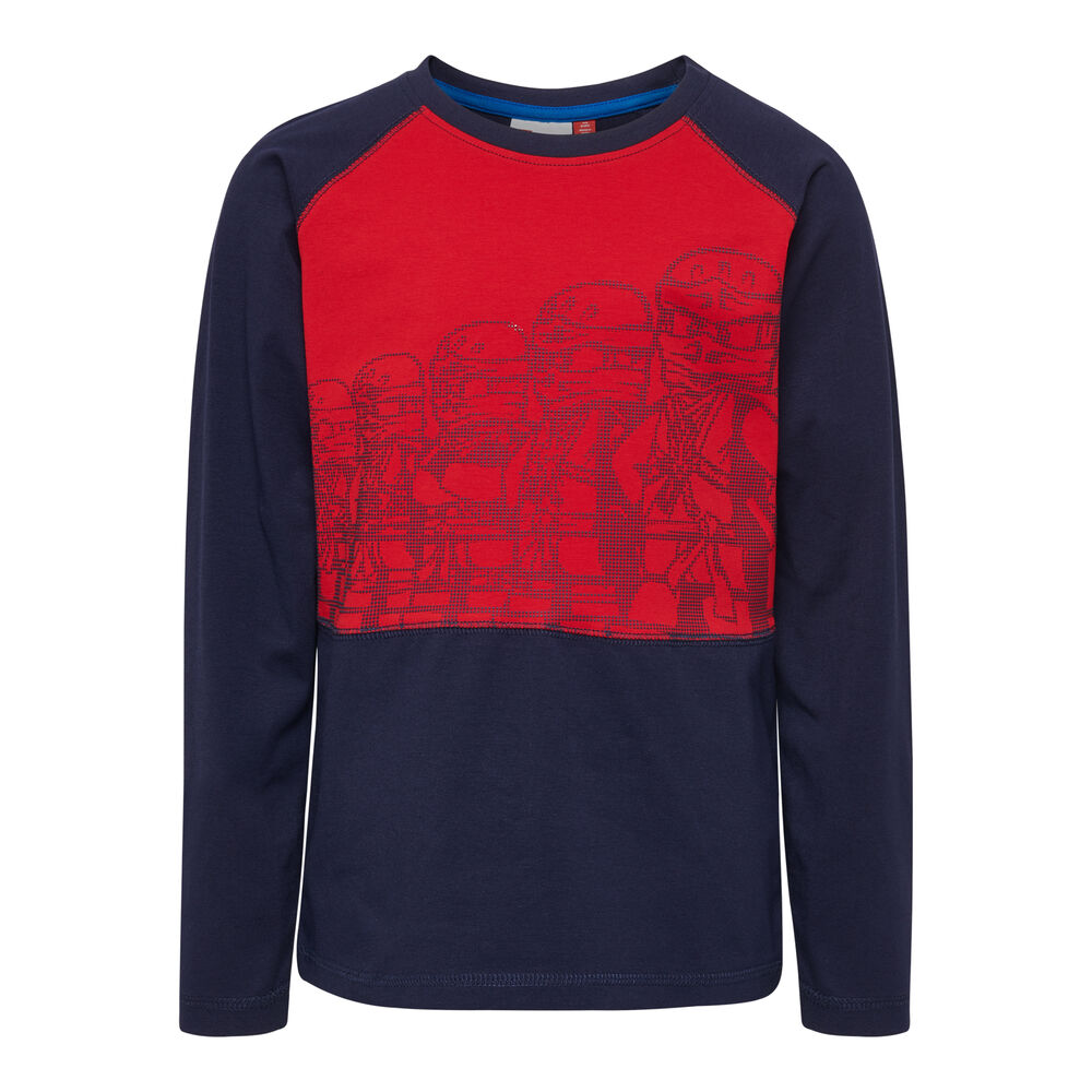 LEGO Wear Lwtiger 651 T-Shirt - 367 Bright Red thumbnail