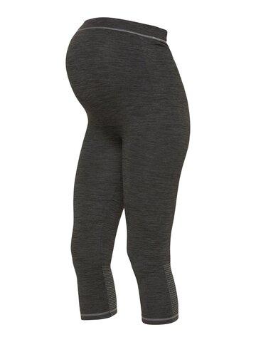 Fit Active 3/4 Tights - Grey Melange