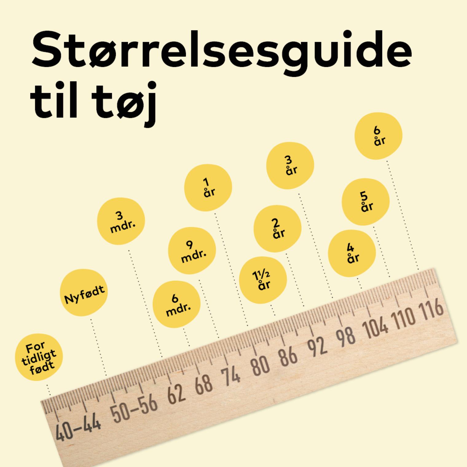 BabySams Tøjguide Babysam.dk