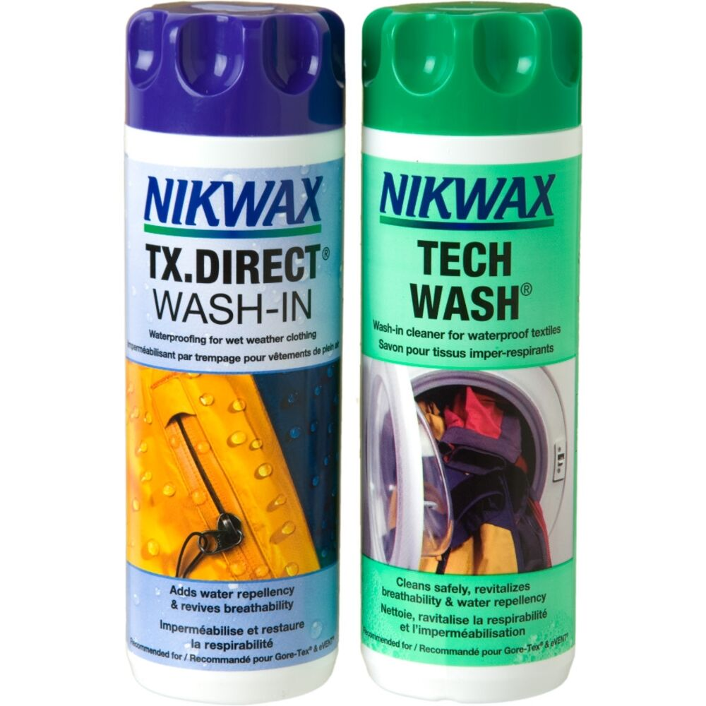 Nikwax Tech Wash Og TX. Direct Wash-in thumbnail
