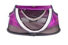 Rejseseng PeuterLuxe-Purple
