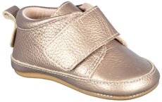 Prewalker Hjemmesko, Velcro - 936 Antique Gold