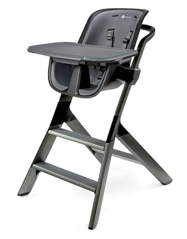 Image of   4Moms High Chair 2.1 - Black/Grey