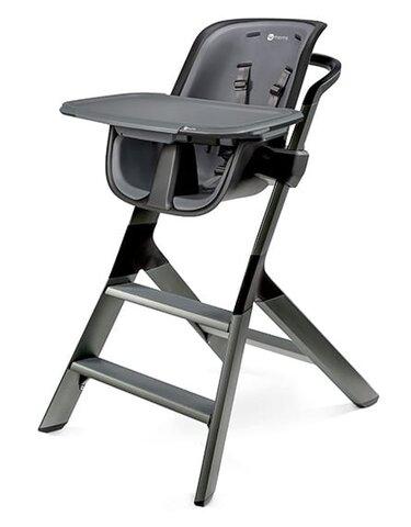 High Chair 2.1 - Black/Grey