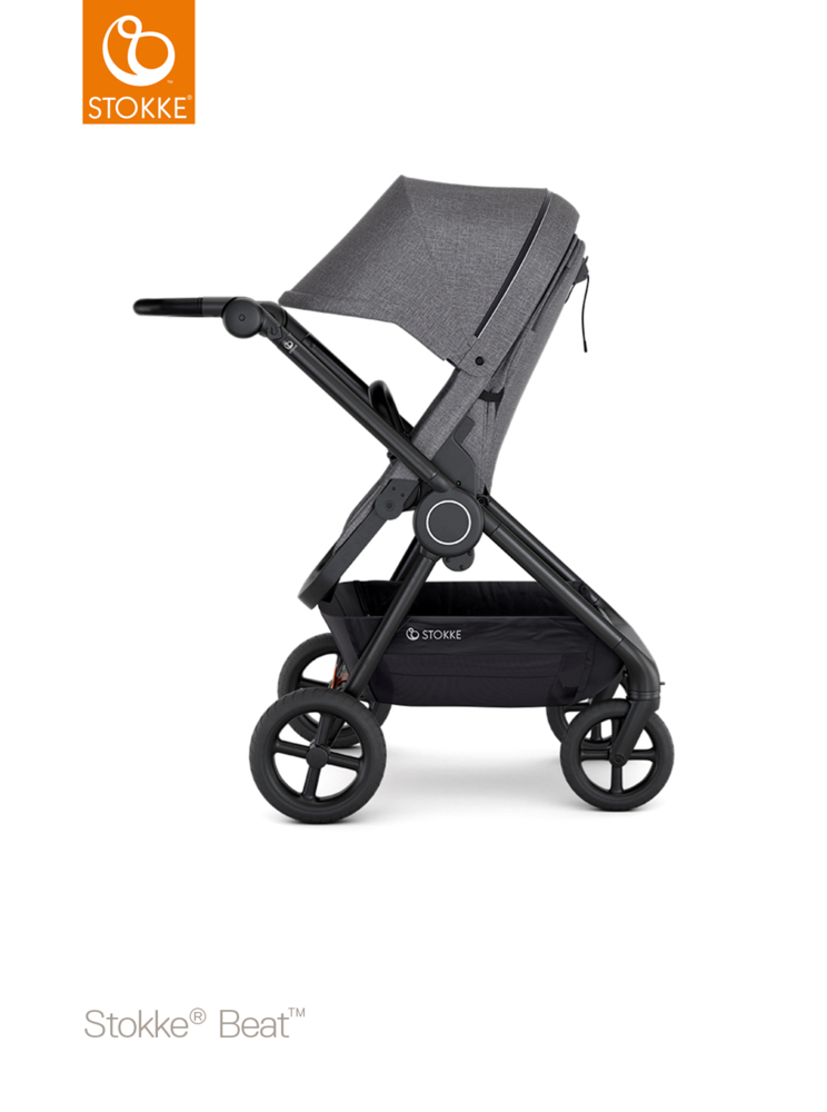 Image of   Stokke® Beat Black Melange