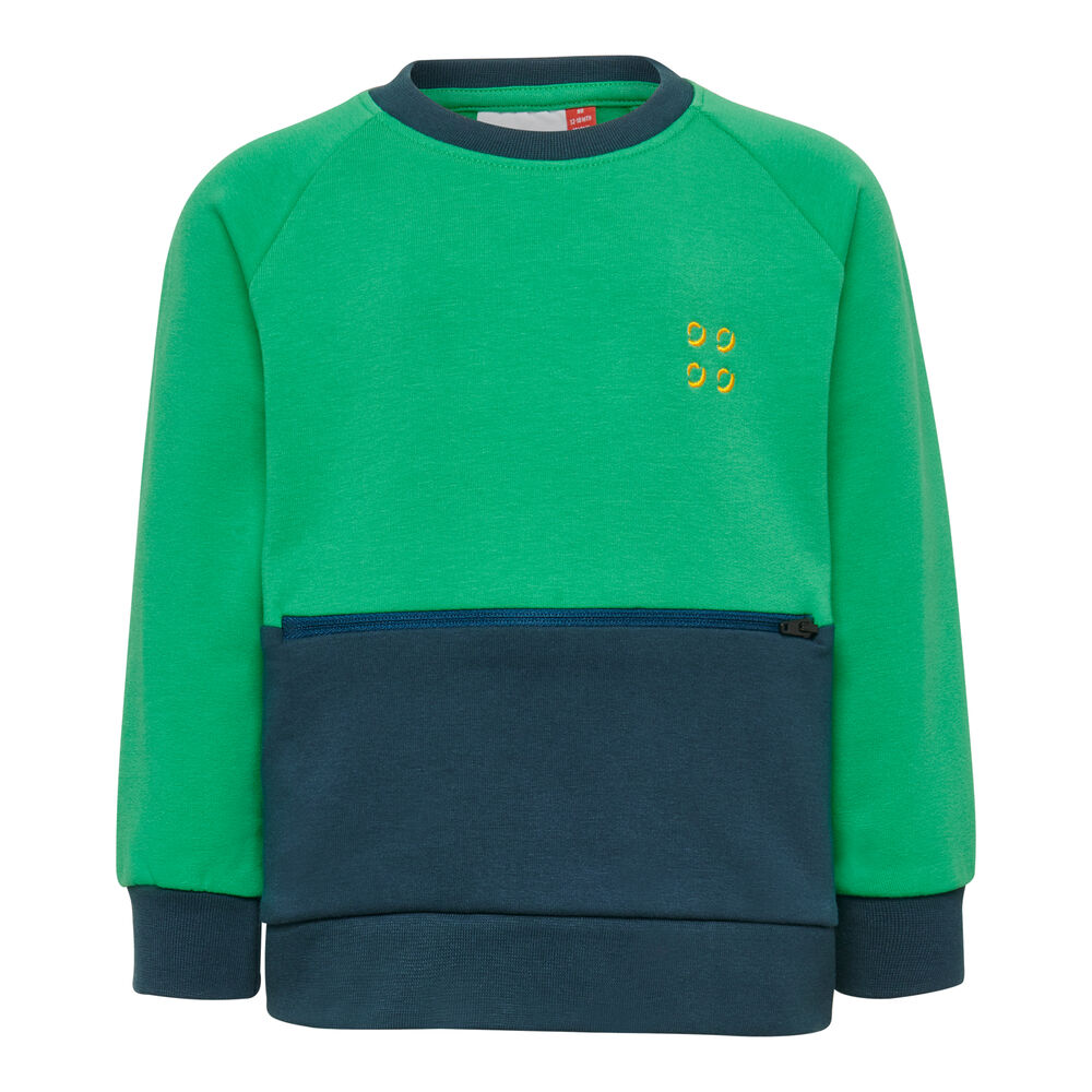 LEGO Wear Lwsirius 652 Sweatshirt - 866 Green thumbnail