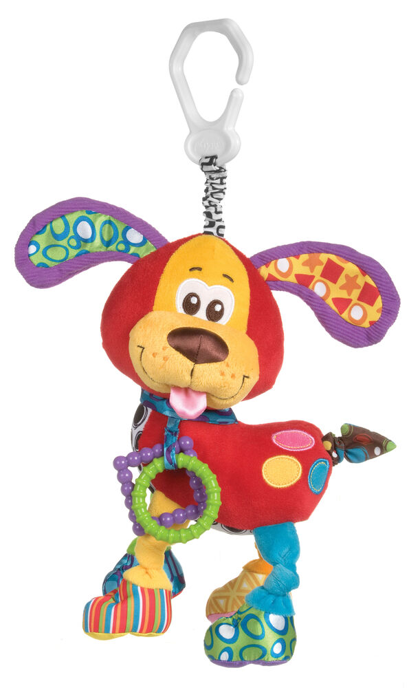 Image of   Playgro Hundehvalp rangle