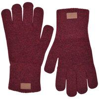 Uld Handsker - 781 Bordeaux
