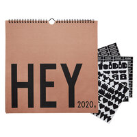 Væg Kalendar, 2020 Camel